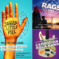 New and Upcoming Releases For the Week of May 4 - JAGGED LITTLE PILL Book, SEA WALL/A Photo