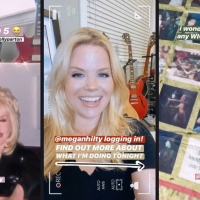 VIDEO: Watch Megan Hilty Takeover Our Instagram! Photo