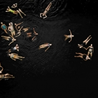 Times Square Arts Presents Erin Johnson's LAKE For March Midnight Moment Photo