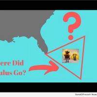 Author Aaron Ozee Loses Bestselling Children's Book REGULUS Inside Bermuda Triangle Photo