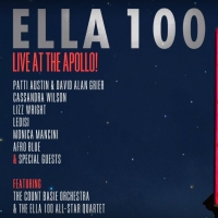 Concord Jazz Will Release 'Ella 100: Live At The Apollo!'; Listen to Two Tracks Now! Photo