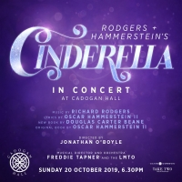 Casting Announced For CINDERELLA IN CONCERT at Cadogan Hall