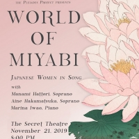 The Pleiades Project and Multi-Cultural Sonic Evolution To Present World of Miyabi: J Photo