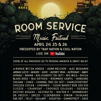 Yungblud, Channel Tres, & More Announced for Room Service Music Festival Photo
