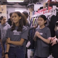 VIDEO: The Situation Project Brings Students Behind the Scenes at THE LIGHTNING THIEF Photo