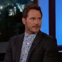 VIDEO: Tom Holland Surprises Chris Pratt on JIMMY KIMMEL LIVE! Photo
