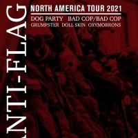 Anti-Flag Announce Fall 2021 Tour Plans Photo