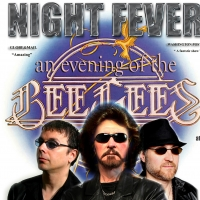 Rotary Rocks Raue Center to Present NIGHT FEVER A BeeGees Tribute Photo