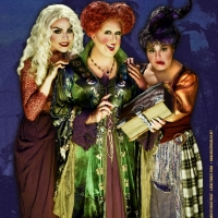IT'S JUST A BUNCH OF HOCUS POCUS Returns To The Kelsey Theater, October 30-31 Photo