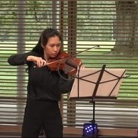 BSO Violinist Julianne Lee Performs Daniel Bernard Roumain's 'Filter' and Pinchas Zuk Photo