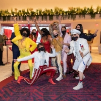 Virgin Hotels Las Vegas Unlocks The Doors And Welcomes Visitors In Celebratory Fashio Photo