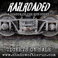 Box Office is Now Open For Immersive Pop-Up Theatre RAILROADED: A Shadow Of The Run S Photo