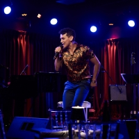 Photo Flash: Helane Blumfield Gets Michael Longoria In Action In SUMMER LOVIN' at The Gre Photo