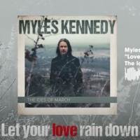Myles Kennedy Releases Lyric Visualizer for Pensive Ballad 'Love Rain Down' Photo