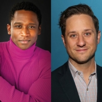 Jelani Remy, Christopher Fitzgerald and More Join BroadwayWorld's Stage Door Photo