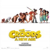 See the New Poster for THE CROODS: A NEW AGE Photo