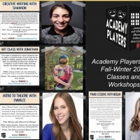 Academy Players Of RI Announces Fall 2021 Classes And Workshops Photo