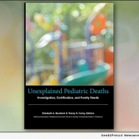 Groundbreaking New Book UNEXPLAINED PEDIATRIC DEATHS Fills Dire Needs