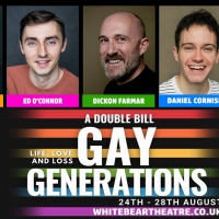 The White Bear Theatre in Kennington to Present GAY GENERATIONS Photo