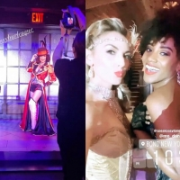 VIDEO: Watch Sarah Meahl Takeover Our Instagram for SPEAKEASY's Opening Night! Photo