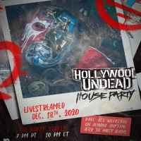 Hollywood Undead and Danny Wimmer Presents Announce 'The Hollywood Undead House Party Photo