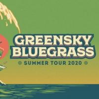 Greensky Bluegrass Announce Summer Tour 2020