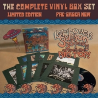 Announcing Leftover Salmon's Commemorative Vinyl Box Set