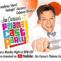 VIDEO: Jim Caruso's Pajama Cast Party Continues Tonight With Ariana DeBose and More! Photo