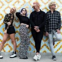 Paper Jackets Share New Single 'Rumors' Photo