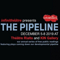 Infinithéâtre Presents PIPELINE, an Annual Series of Free Public Play Readings