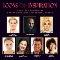 LA Philharmonic to Broadcast ICONS ON INSPIRATION with Julie Andrews and More Article