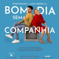 BWW Review: Leaving His Comfort Zone, Vitor Rocha Writes and Acts in BOM DIA SEM COMP Photo