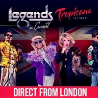 Las Vegas' Longest Running Show Presents An Exciting New Production At Tropicana Las Vegas Photo