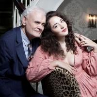 Jazz Greats Terry Waldo & Tatiana Eva-Marie Get Cozy in 'Two Sleepy People' Photo