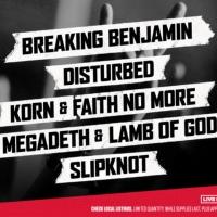 Ticket To Rock Returns For 2020 With Breaking Benjamin, Disturbed, & More