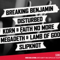 Ticket To Rock Returns For 2020 With Breaking Benjamin, Disturbed, & More Photo