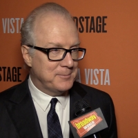 BWW TV: Tracy Letts & Company Celebrate Opening Night of LINDA VISTA on Broadway! Photo