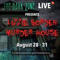 Tune in to THE LIZZIE BORDEN MURDER HOUSE Live Stream Event Photo