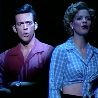 Broadway Rewind: Watch Scenes from THE PAJAMA GAME, with Kelli O'Hara and Harry Conni Photo