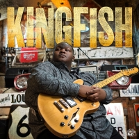 Christone 'Kingfish' Ingram Performs Live in Brooklyn Feb. 27
