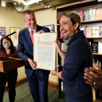 The Drama Book Shop Receives Proclamation From Mayor's Office Decreeing October 26, 2021 D Photo