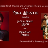 Scripps Ranch Theatre and Oceanside Theatre Company Present Nina Herzog in Concert Photo
