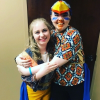 #MeaningfulMonday - Meet Allison with The Penguin Project at Clark Youth Theatre! Photo
