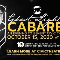 Civic Theatre Presents GHOST LIGHT CABARET Photo