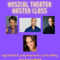 Quick Silver Theater Company Announces Musical Theater Master Class Photo