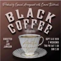 Lebanon's Center Stage Community Theatre Presents BLACK COFFEE Photo