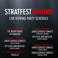 Stratford Festival Watch Parties Resume This Thursday With THE MERRY WIVES OF WINDSOR Photo