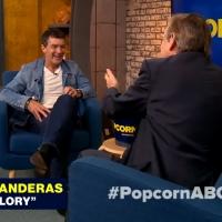 VIDEO: Antonio Banderas Talks About Shutting Down a Film on GOOD MORNING AMERICA!