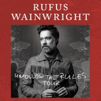 Rufus Wainwright w/ Special Guest Aimee Mann Special Offer