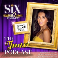 Podcast Exclusive: The Theatre Podcast With Alan Seales Chats With Chloé Zuel Photo